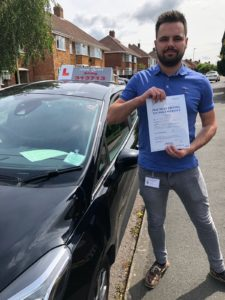 Luke Mann, driving lessons Gloucester.