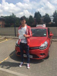 Ben mason, driving lessons Gloucester.