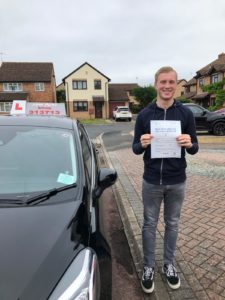 Luke Rees, driving lessons Gloucester